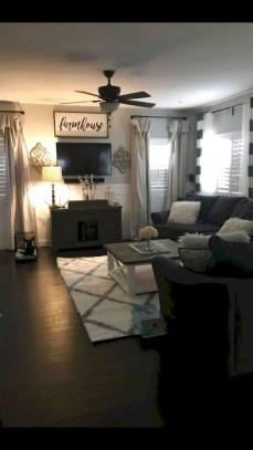 Comfy Farmhouse Living Room Decor Ideas To Copy Asap 08