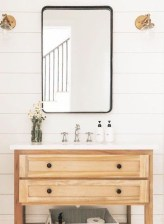 Cool Bathroom Mirror Ideas That You Will Like It 14