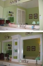 Cool Bathroom Mirror Ideas That You Will Like It 17