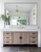 Cool Bathroom Mirror Ideas That You Will Like It 21