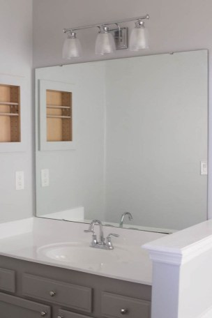 Cool Bathroom Mirror Ideas That You Will Like It 25