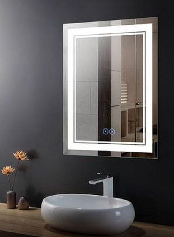 Cool Bathroom Mirror Ideas That You Will Like It 33