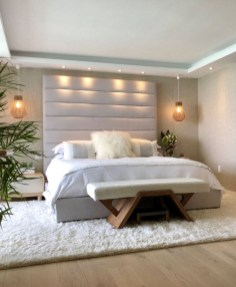 Cozy Small Master Bedroom Decoration Ideas To Copy Soon 12