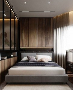 Cozy Small Master Bedroom Decoration Ideas To Copy Soon 19