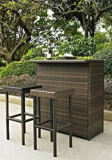 Enjoying Outdoor Bar Design Ideas To Relax Your Family 03