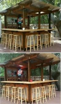 Enjoying Outdoor Bar Design Ideas To Relax Your Family 22