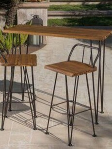 Enjoying Outdoor Bar Design Ideas To Relax Your Family 30