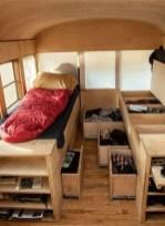 Fancy Rv Interior Design Ideas For Prepare Winter Holiday 15