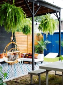 Favorite Home Patio Design Ideas With Best Hanging Plants 07