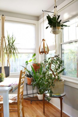Favorite Home Patio Design Ideas With Best Hanging Plants 15