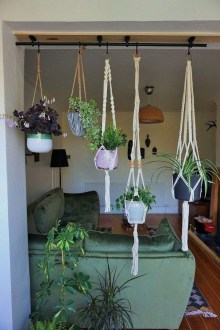 Favorite Home Patio Design Ideas With Best Hanging Plants 29