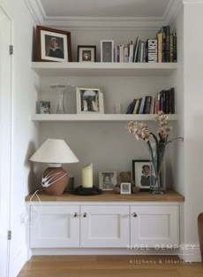 Inexpensive Home Cabinet Design Ideas For Cozy Family Room On A Budget 29
