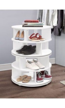 Luxury Antique Shoes Rack Design Ideas To Try Right Now 18