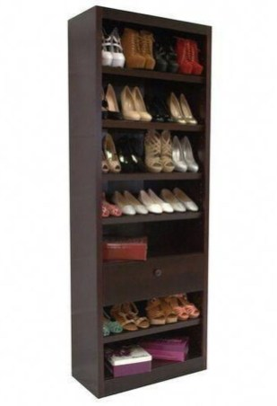 Luxury Antique Shoes Rack Design Ideas To Try Right Now 27