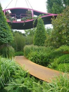 Marvelous Sky Garden Ideas With Enchanting Landscape To Try 22