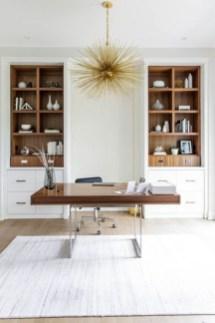 Popular Home Office Cabinet Design Ideas For Easy Organization Storage 03