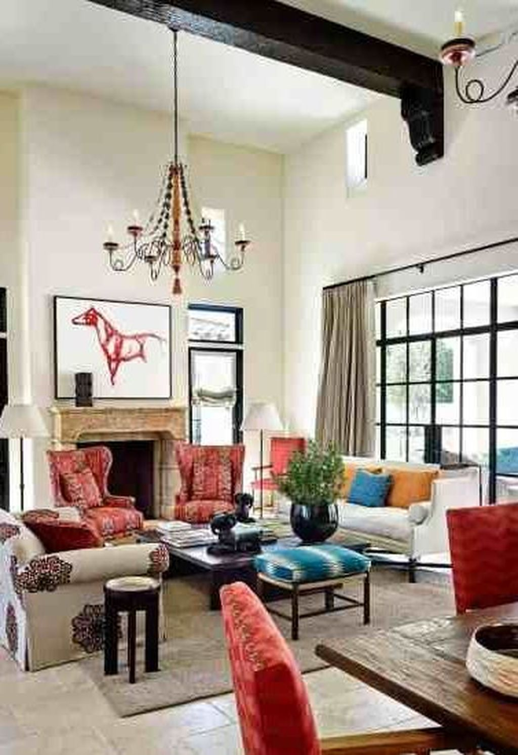 Relaxing Mediterranean Living Room Design Ideas To Try Asap 16