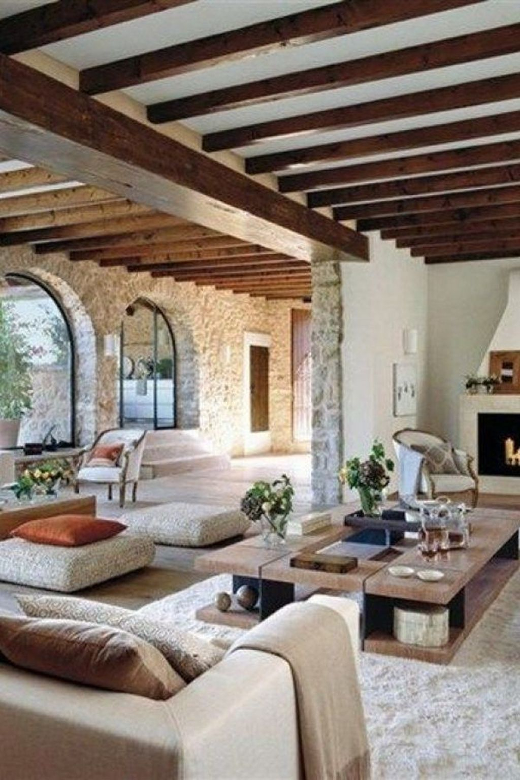 Relaxing Mediterranean Living Room Design Ideas To Try Asap 23