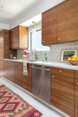 Splendid Mid Century Kitchen Design Ideas To Try 18
