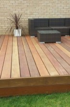 Superb Diy Wooden Deck Design Ideas For Your Home 14