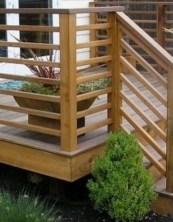 Superb Diy Wooden Deck Design Ideas For Your Home 16