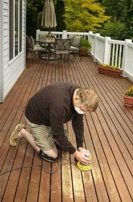 Superb Diy Wooden Deck Design Ideas For Your Home 22