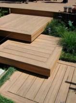 Superb Diy Wooden Deck Design Ideas For Your Home 28