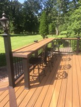Superb Diy Wooden Deck Design Ideas For Your Home 29
