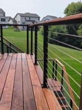 Superb Diy Wooden Deck Design Ideas For Your Home 35