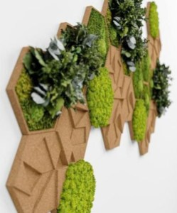 Delicate Natural Moss Wall Art Decorations Ideas To Try Right Now 05
