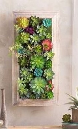 Delicate Natural Moss Wall Art Decorations Ideas To Try Right Now 08