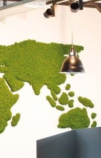 Delicate Natural Moss Wall Art Decorations Ideas To Try Right Now 10