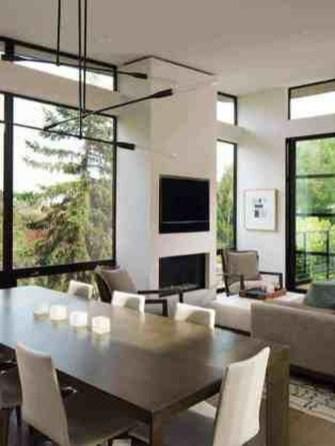 Delightufl Residence Design Ideas With Mid Century Scandinavian To Have 12