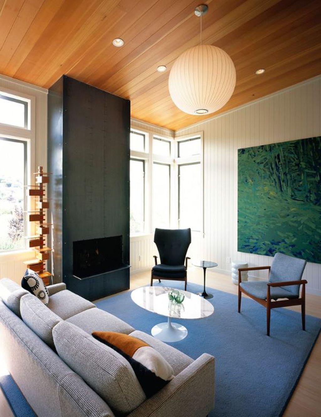 Delightufl Residence Design Ideas With Mid Century Scandinavian To Have 34