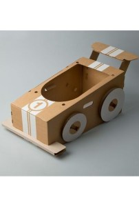 Enchanting Cardboard Playhouse Design Ideas For Kids That You Will Love It 07