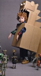 Enchanting Cardboard Playhouse Design Ideas For Kids That You Will Love It 10