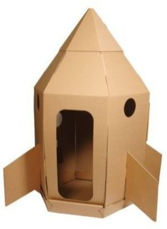 Enchanting Cardboard Playhouse Design Ideas For Kids That You Will Love It 32