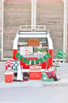 Gorgeous Wedding Theme Ideas With Vw Car Party To Have Right Now 03