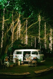 Gorgeous Wedding Theme Ideas With Vw Car Party To Have Right Now 05