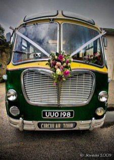 Gorgeous Wedding Theme Ideas With Vw Car Party To Have Right Now 29