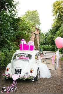 Gorgeous Wedding Theme Ideas With Vw Car Party To Have Right Now 31