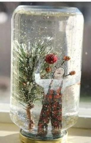 Impressive Diy Snow Globes Ideas That Kids Will Love Asap 26