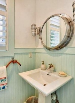 Inspiring Beach And Coral Themed Bathroom Design Ideas To Try Right Now 17