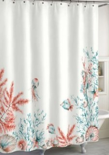 Inspiring Beach And Coral Themed Bathroom Design Ideas To Try Right Now 31