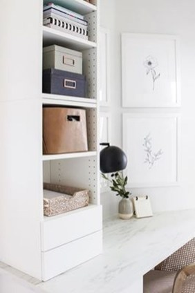 Latest Ikea Billy Bookcase Design Ideas For Limited Space That Will Amaze You 07