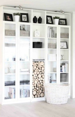 Latest Ikea Billy Bookcase Design Ideas For Limited Space That Will Amaze You 25