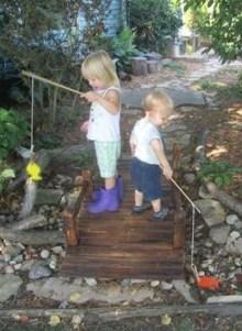 Magnificient Transform Backyard Design Ideas Into Kids Playground 19