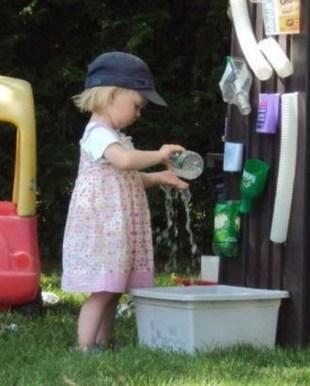 Magnificient Transform Backyard Design Ideas Into Kids Playground 33