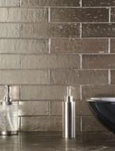 Modern Bathroom Design Ideas With Exposed Brick Tiles 09