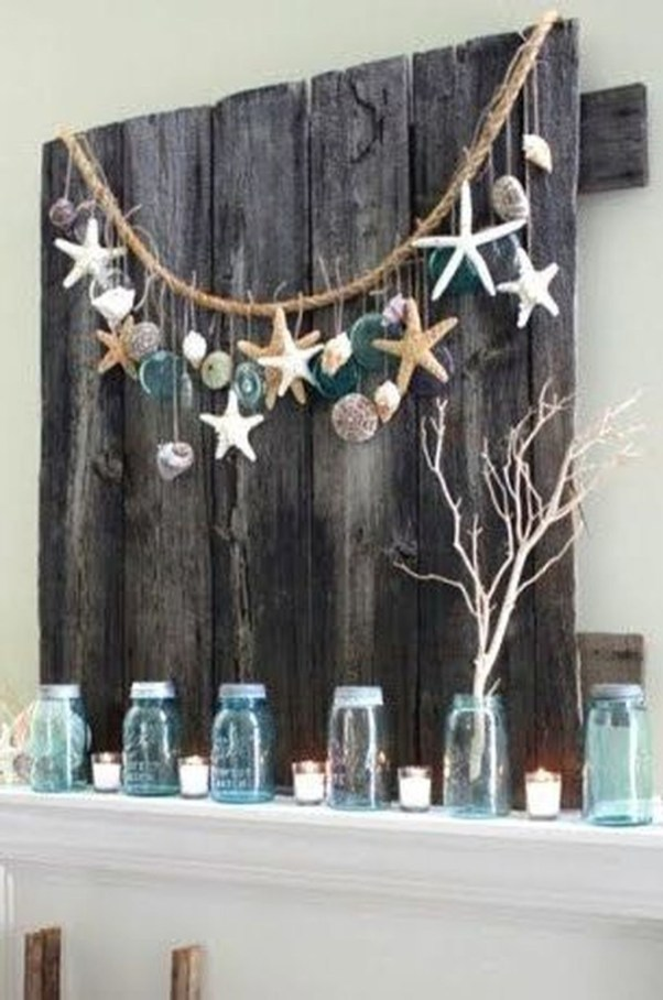 Newest Coastal Decorating Ideas With Rope Crafts To Try Right Now 29